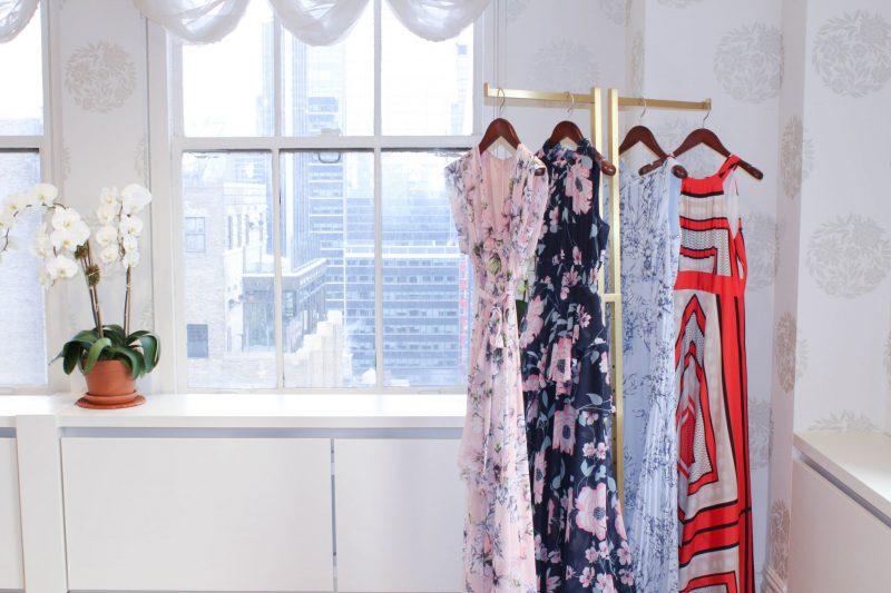 Eliza J. Showroom Visit in NYC